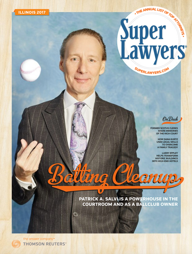 Super Lawyer Magazine